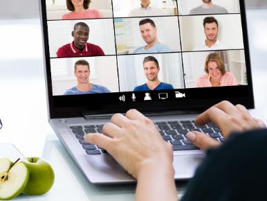 Virtual Support Meet-Up